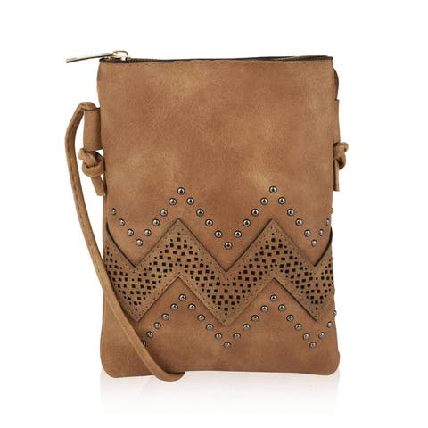 MKF Collection Athena Crossbody Bag by Mia K.