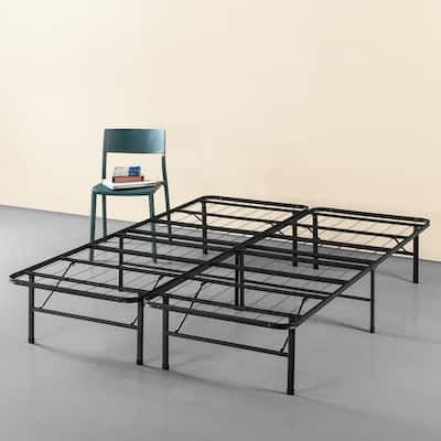 Priage by Zinus 14 Inch Classic SmartBase Mattress Foundation, Box Spring Replacement