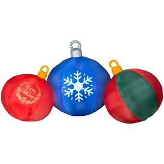 "50"" Inflatable Ornaments - 49.61"