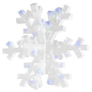"""36"""" Giant 3D Snowflake - 32"""