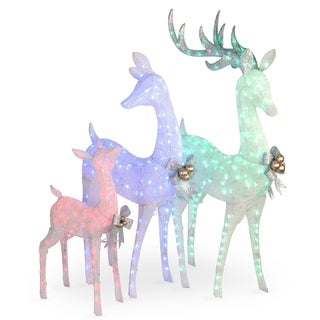 Link to Deer Family Assortment - 60 Similar Items in Christmas Decorations