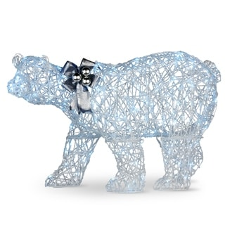 """Link to 27"""" Pre-lit Polar Bear Decoration - 27.5 Similar Items in Christmas Decorations"""