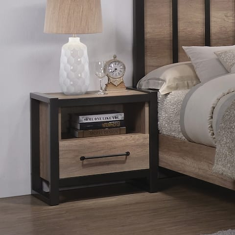 Buy Weathered Nightstands & Bedside Tables Online at ...