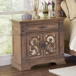 Ilana Traditional 1-drawer Nightstand