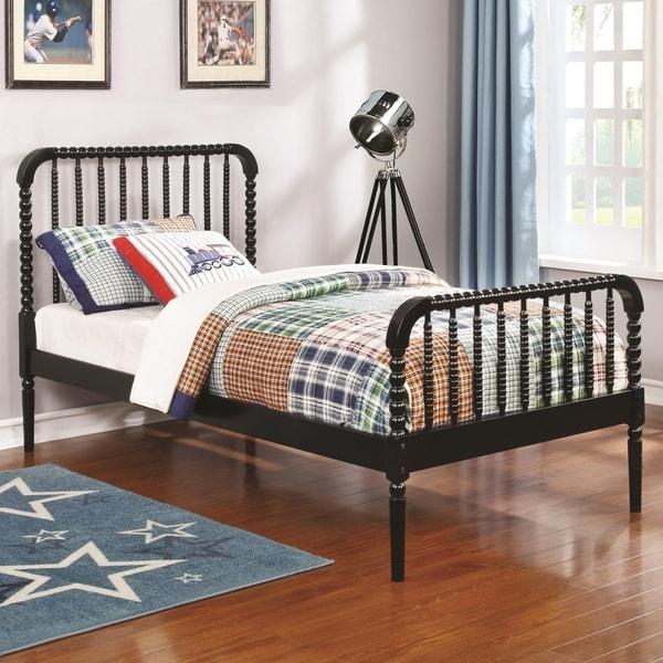 Jones Traditional Twin Bed
