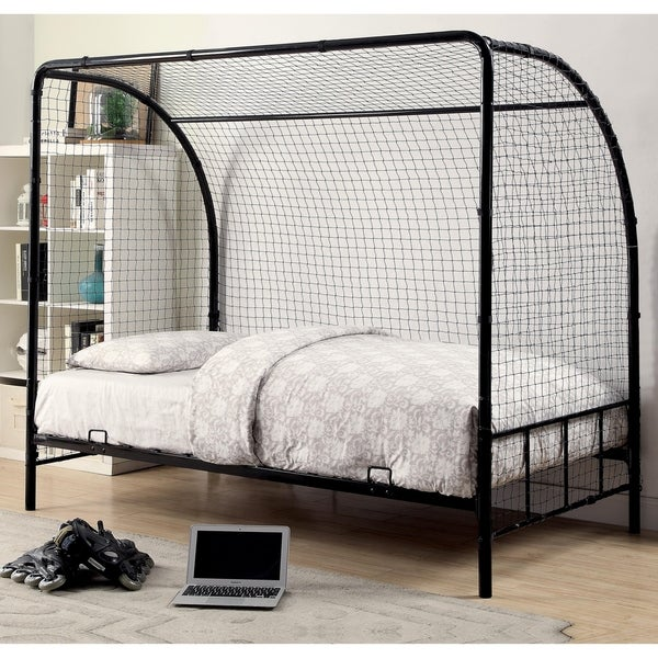 Twin Soccer Goal Bed