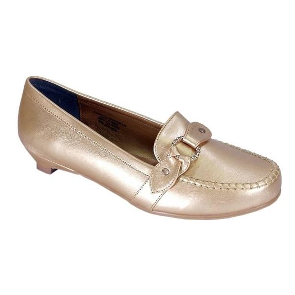 5c736366fd0 Shop FLORAL Erica Women Extra Wide Width Elegant Kitten Heel Dress ...