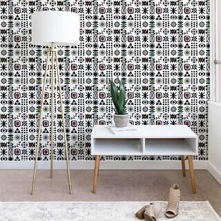 Andi Bird Flash Forward Black Wallpaper