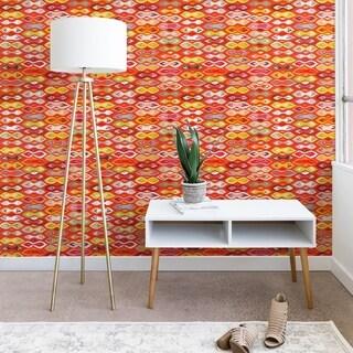 Sharon Turner Raveena ikat Wallpaper
