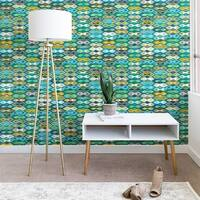 Sharon Turner Sagar Ikat Wallpaper