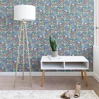 Jacqueline Maldonado Nonchalant Coral Wallpaper