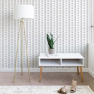 Holli Zollinger French Tribal Stripe Wallpaper