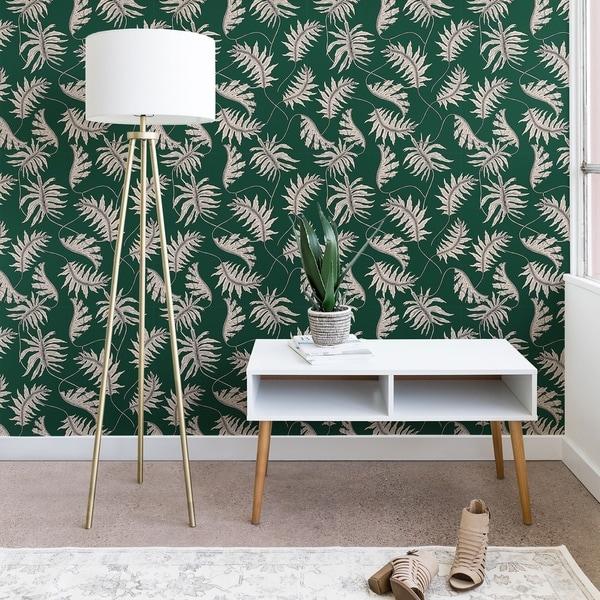 Urban Jungle Rug: Shop Holli Zollinger Urban Jungle Palm Wallpaper