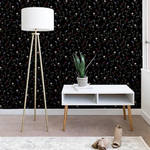 Gabriela Fuente Night Bloom Wallpaper