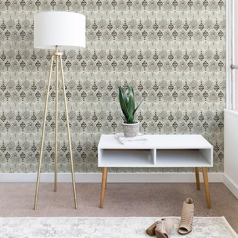 Sharon Turner Lotus Block Wallpaper