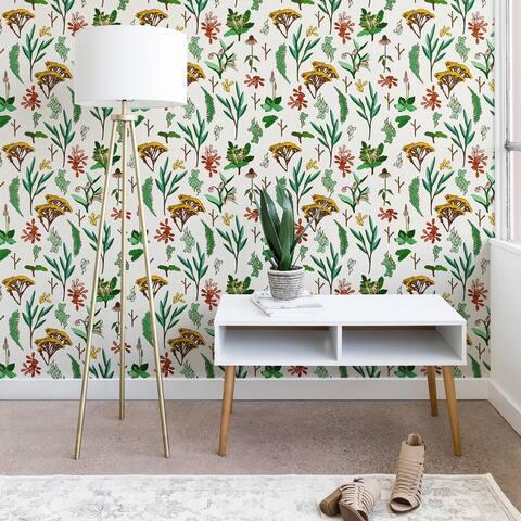Holli Zollinger Herbal Study Wallpaper