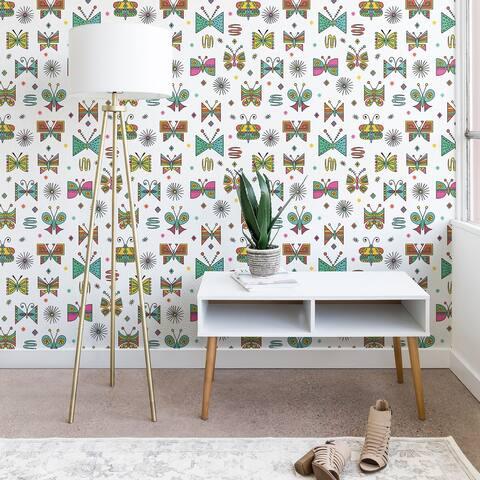 Andi Bird Butterfly Joy Wallpaper