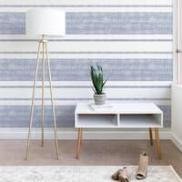 Holli Zollinger Capri Stripes Wallpaper