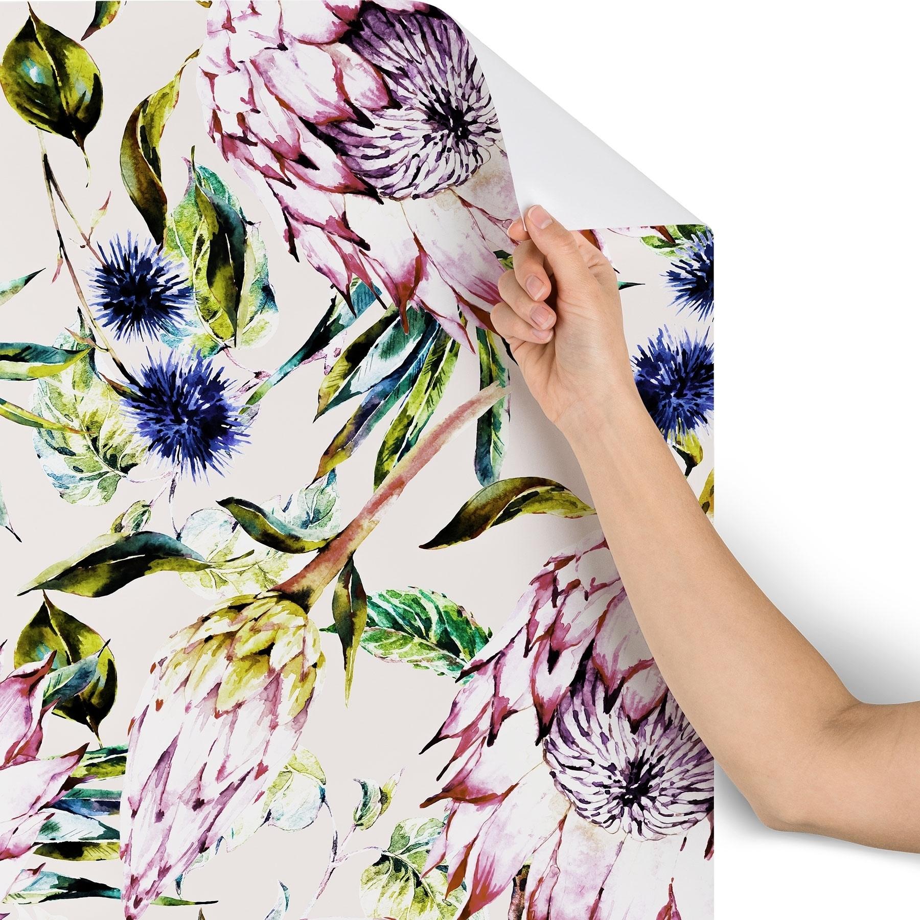Shop Marta Barragan Camarasa Pattern Floral Boho Wallpaper