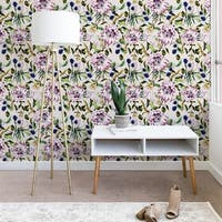 Marta Barragan Camarasa Pattern Floral Boho Wallpaper