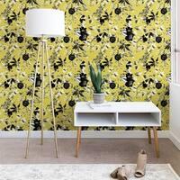 Marta Barragan Camarasa Two Tone Bloom Wallpaper