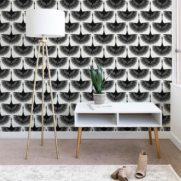 Caroline Okun Majestic Crane Wallpaper