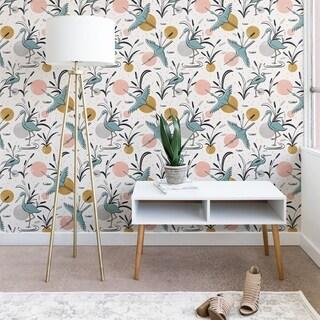 Heather Dutton Marshland Wallpaper