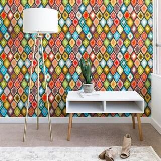 Sharon Turner Almas diamond ikat Wallpaper