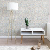Ninola Design Multicolored Pastel Bubbles Dream Wallpaper
