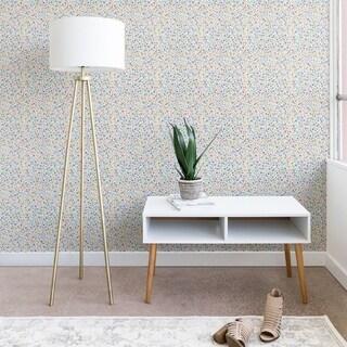 Ninola Design Multicolored Pastel Bubbles Dream Wallpaper