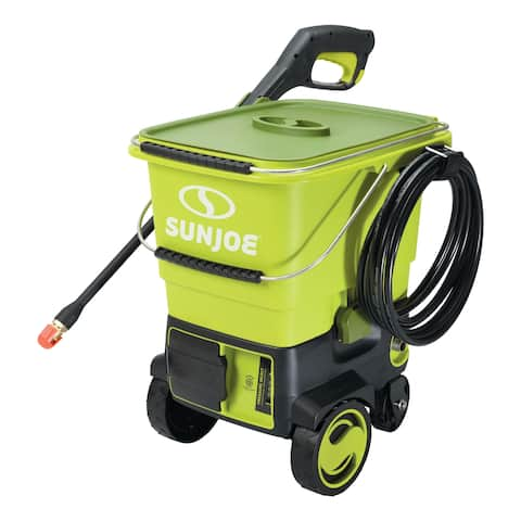 Sun Joe SPX6001C-CT Cordless Pressure Washer 1160 PSI Core Tool (Battery + Charger NOT Included)