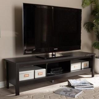 Tv studio furniture School Tv Contemporary Dark Brown Tv Stand By Baxton Studio Ameryoun Design Buy Tv Stands Entertainment Centers Baxton Studio Online At