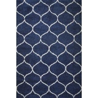 Edgemod Marrakesh Moroccan Tile Shag Area Rug