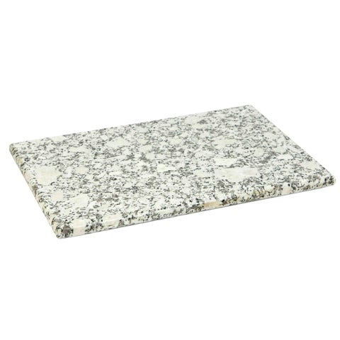 Home Basics White Granite Cutting Board