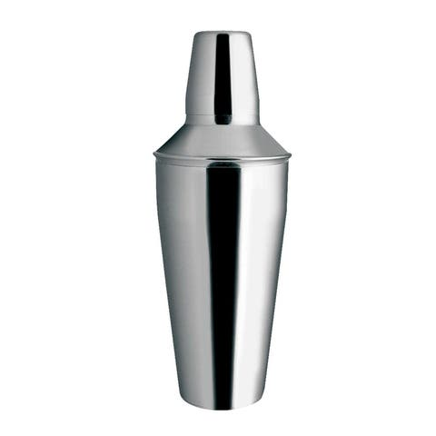 Home Basics Stainless Steel Cocktail Shaker