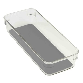 Link to Home Basics Clear 9-inch Plastic Drawer Organizer Similar Items in Kitchen Storage