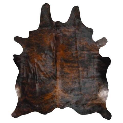 Carbon Loft Gyasi Cowhide Rug