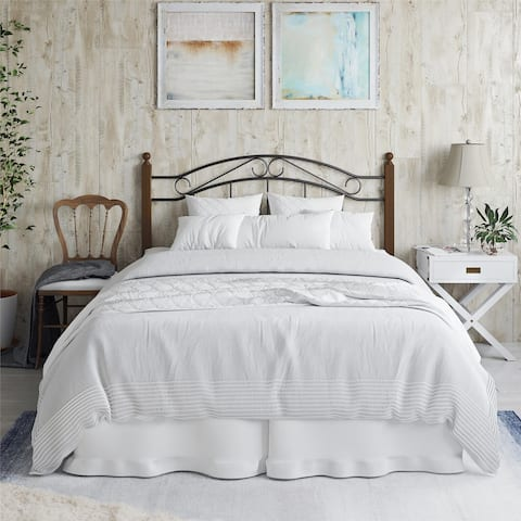 Buy Arched Wood Headboards Online At Overstock Our Best Bedroom
