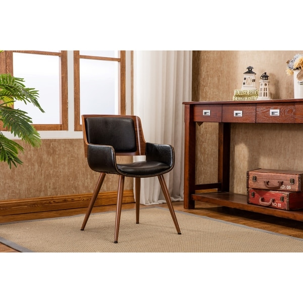Carson Carrington Kjerringvag Black Leisure Chair