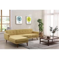 Buy Yellow, Mid-Century Modern Sectional Sofas Online at ...