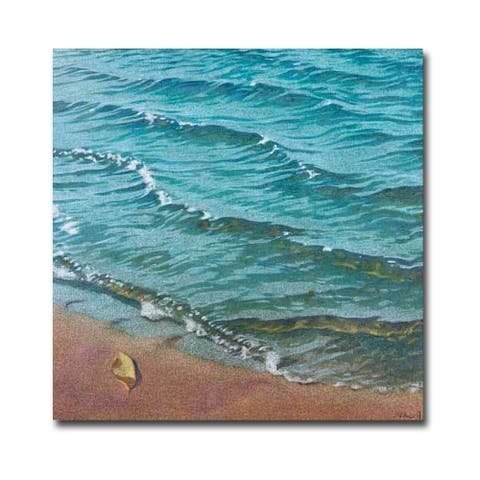 Soulanger by Jack Brumbaugh Gallery Wrapped Canvas Giclee Art