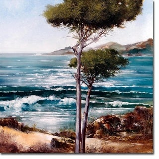 California Breeze by Ron Di Scenza Gallery Wrapped Canvas Giclee Art