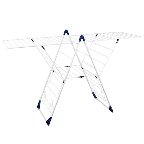 Drynatural Drying Rack Folding Extra Large Gull Wing Cloth Airer