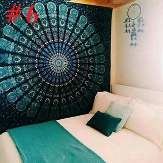 Bohemian Handmade Tapestry Beautiful Wall Hanging Blanket