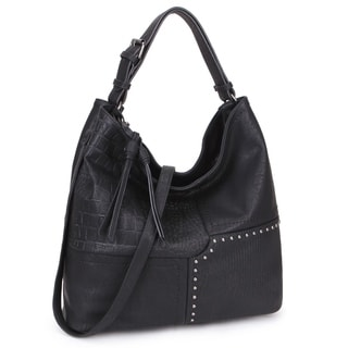 Black Hobo Bags Online At Our Best By Style Deals