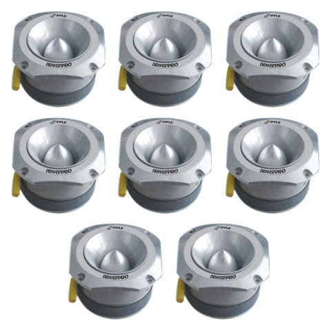 Lot of 8 PYLE-PRO PDBT31 Heavy Duty Titanium Super Tweeter