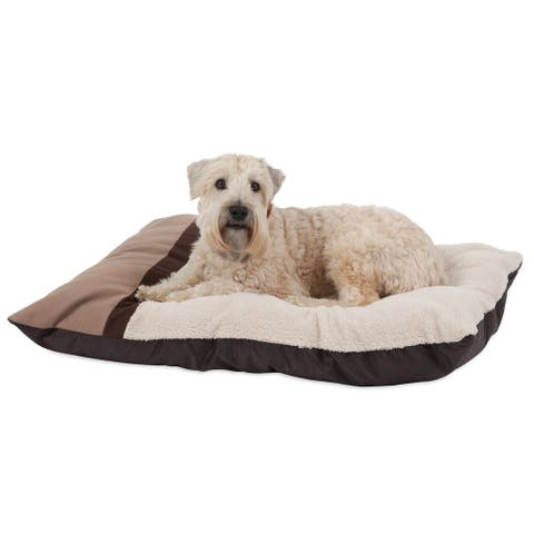 Aspen Pet Classic Pillow Dog Bed