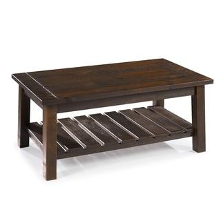 "The Beach House Design SeaBrook Coffee Table - 42""x24"""