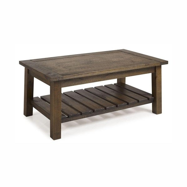 Shop The Beach House Design Seabrook Coffee Table 42 X24 On