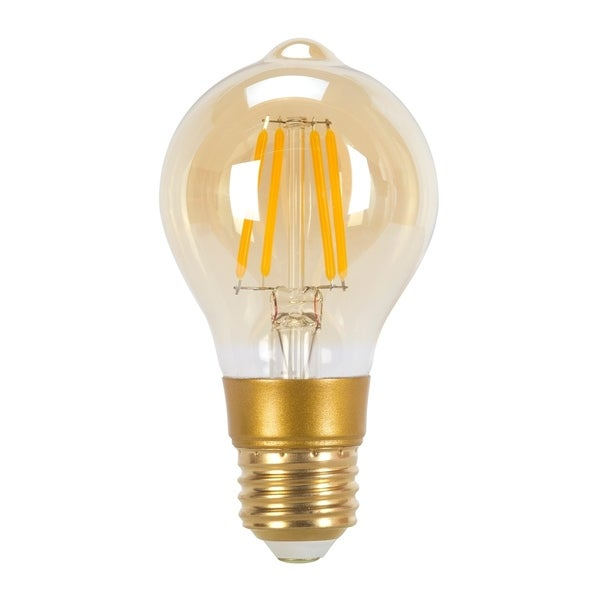 60W Equivalent Vintage Edison Dimmable LED Light Bulb, E26. Opens flyout.